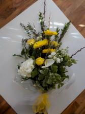 Sunshine Smiles Premium Bouquet