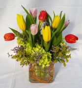 Sunshine Smiles Vase Arrangement