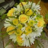 Sunshine & Smiles Wedding bouquet