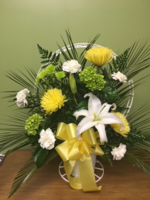 SUNSHINE SYMPATHY BASKET