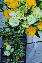 Sunshine Wedding Flowers