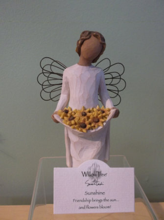"""SUNSHINE"" WILLOW TREE ANGEL"