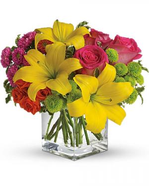 SUNSPLASH BOUQUET  in Mcdonough, GA | Parade of Flowers