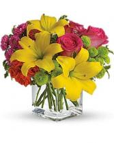 Sunsplash Vase