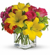 Sunsplash Vase Arrangement