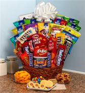 Super Sweet Gift Basket Gift Basket