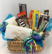 Super Sweet Surprise  Candy basket
