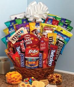 Super Sweet Treats Gift Basket