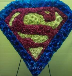 Superman Logo Sympathy Tribute