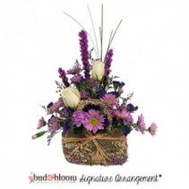 Supreme Lavender Majesty - SOLD OUT Floral Arrangement