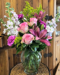Supremely Lovely Vase Arrangement