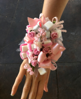 Sweet 16! Candy Corsage