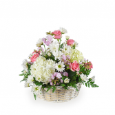 SWEET ALL THE TIME floral arrangement