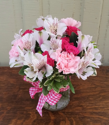 Sweet and Petite Vase Arrangement