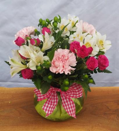 Sweet and Petite Vase Arrangement