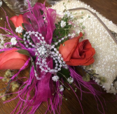 Sweet and Sassy Corsage  Corsage