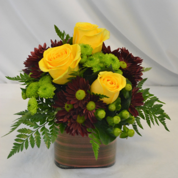 SWEET AND SASSY Flower Arrangement
