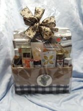 Sweet And Savory Gourmet Baskets