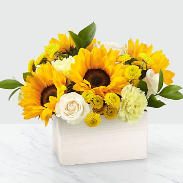 Sweet as Lemonad  Sunflower Bouquet