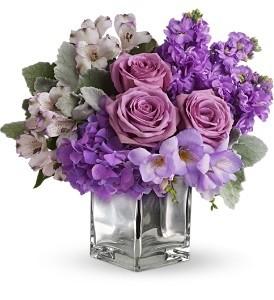 Sweet as Sugar Bouquet Fresh Flowers