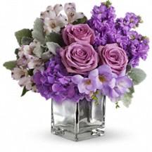 Sweet Lavender Floral Bouquet