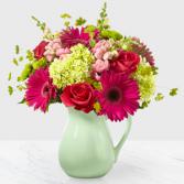 Sweet as Watermelon - 205 Vase arrangement