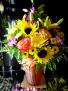 Country Extravaganza  Vase Arrangement