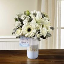 Sweet Baby Boy™ Bouquet by Hallmark