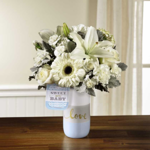 Sweet Baby Boy™ Bouquet by Hallmark  in Clarksville, TN | FLOWERS BY TARA AND JEWELRY WORLD