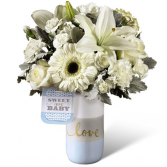 Sweet Baby Boy Bouquet by Hallmark - HMB