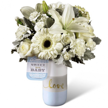 Sweet Baby Boy Bouquet by Hallmark - HMB