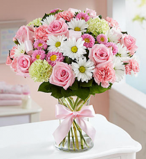 Sweet Baby Girl™ Arrangement 159224