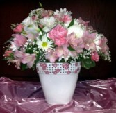 Sweet Baby Girl Baby arrangement