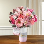 Sweet Baby Girl Bouquet