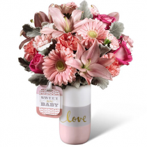 Sweet Baby Girl Bouquet by Hallmark - HMG