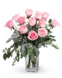 Sweet Baby Girl Flower Arrangement