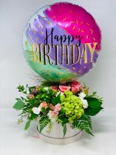 Sweet birthday spectacular