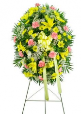 sweet blessings Funeral Flowers