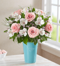 Sweet Blooms Flower Arrangement Valentine's Day / All Occasions