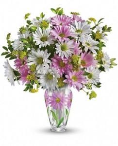 Sweet Blossoms Bouquet  T13M400A