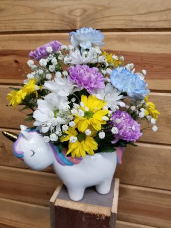 Sweet Boy Unicorn