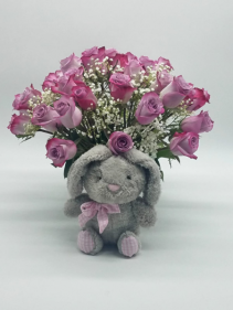 sweet Bunny Easter Arrangement