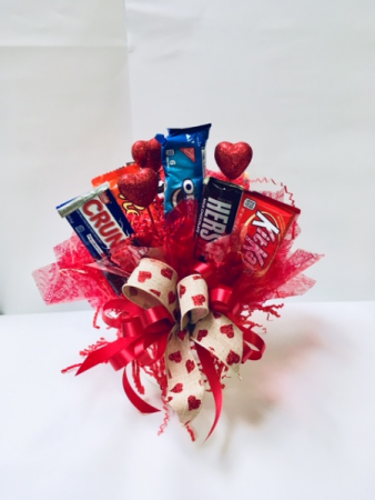 Sweet Candy Bouquet