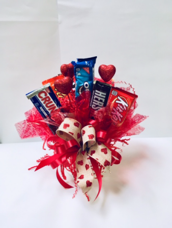 Sweet Candy Bouquet Candy