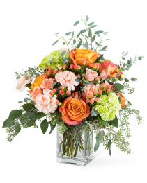 Sweet Caroline Flower Arrangement
