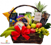 Sweet Celebration Gift Basket