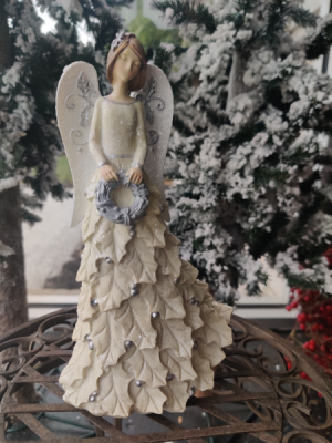 Sweet Christmas Angel  in Windsor, ON | K. MICHAEL'S FLOWERS & GIFTS