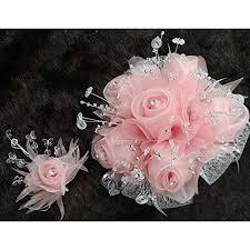 Sweet Crystal Quinceanera bouquet Quinceanera Bouquet
