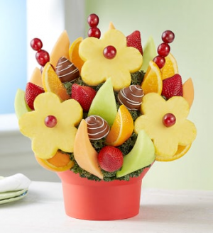 Sweet & Delicious™ Fruit Bouquet in Brooklyn, NY | FLORAL FANTASY