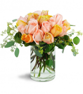 Sweet Devotion All-around floral arrangement